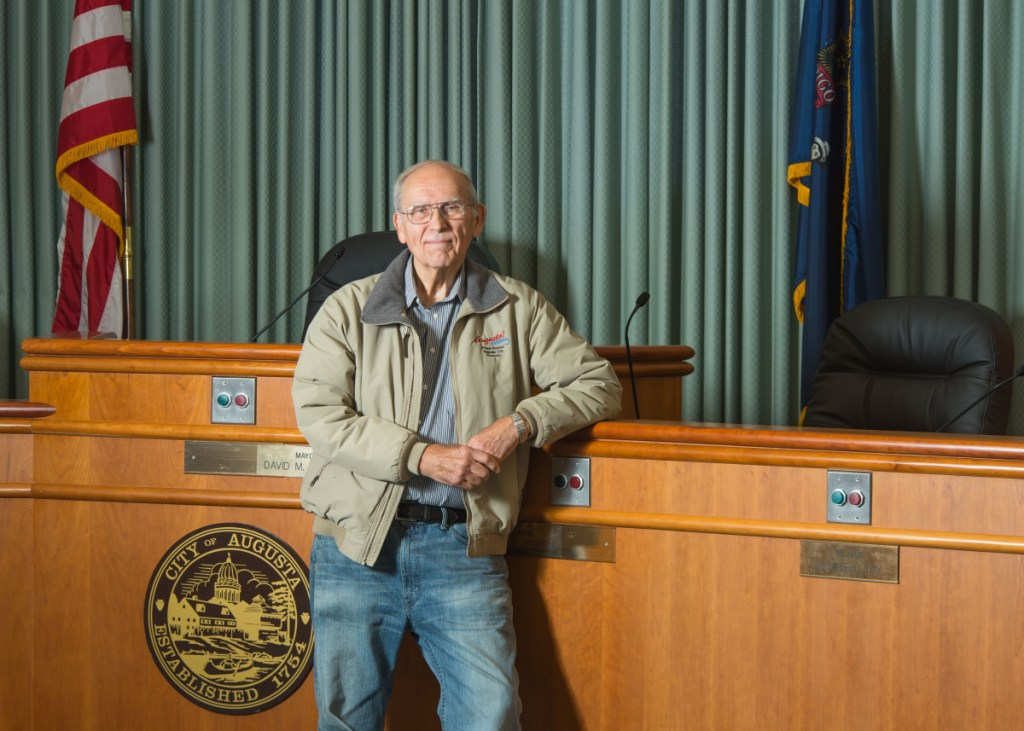 Cecil Munson served on the Augusta City Council for nine years and has been involved with the Heating Challenge and the Augusta Warming Center and is a trustee of the Greater Augusta Utility District and Augusta's Lithgow Public Library.