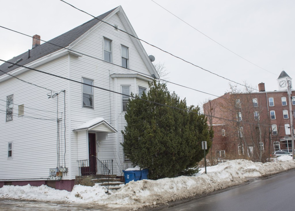 Code violations found in the five-apartment building at 112 Woodford St. included a lack of smoke detectors, obstructed exits, electrical problems, bed bugs and leaky sewer pipes.