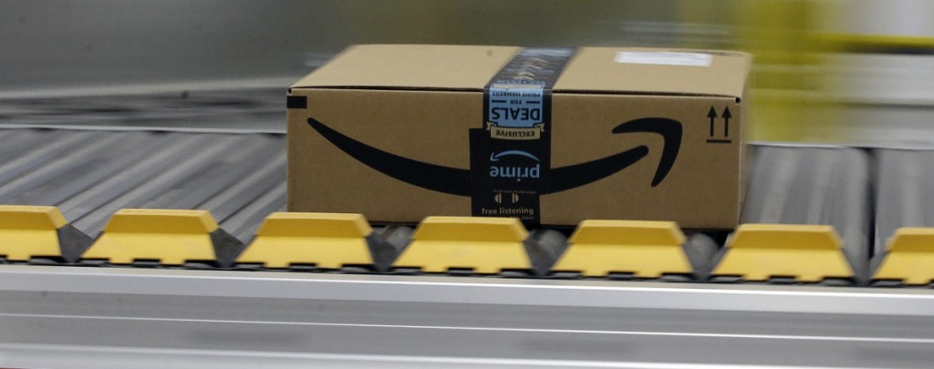 Amazon has nearly quadrupled in value in three years and as of Wednesday had a market capitalization of $702.5 billion.