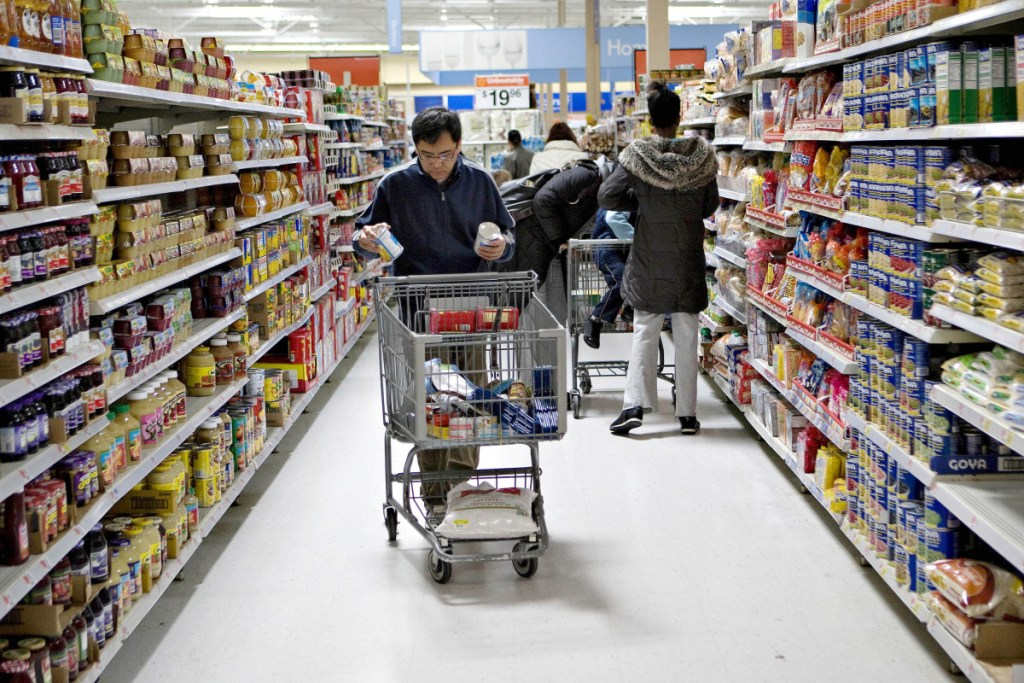 Walmart says its home-delivery service has brought in new customers in the six cities where its is offered.