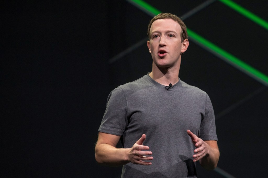 CEO Mark Zuckerberg and Facebook acknowledged Wednesday that Cambridge Analytica gained access to data on up to 87 million users.
