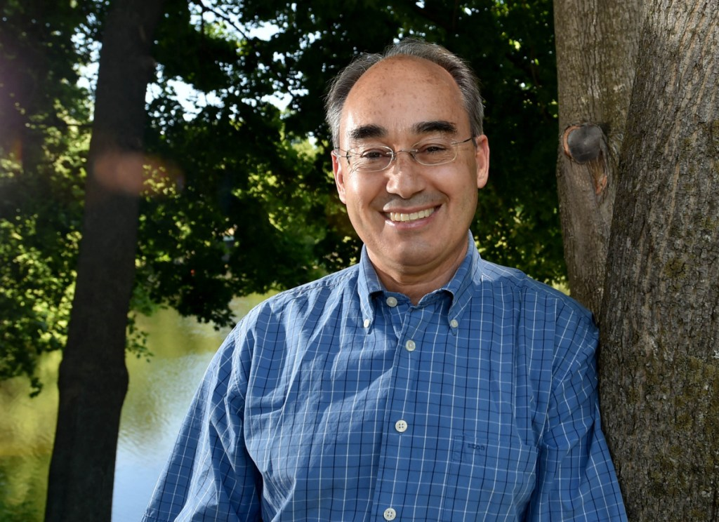 U.S. Rep. Bruce Poliquin reports in his quarterly campaign finance report that he has given $8,000 to charity.