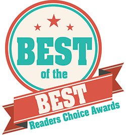 Who is the best of the best in the Morning Sentinel circulation area