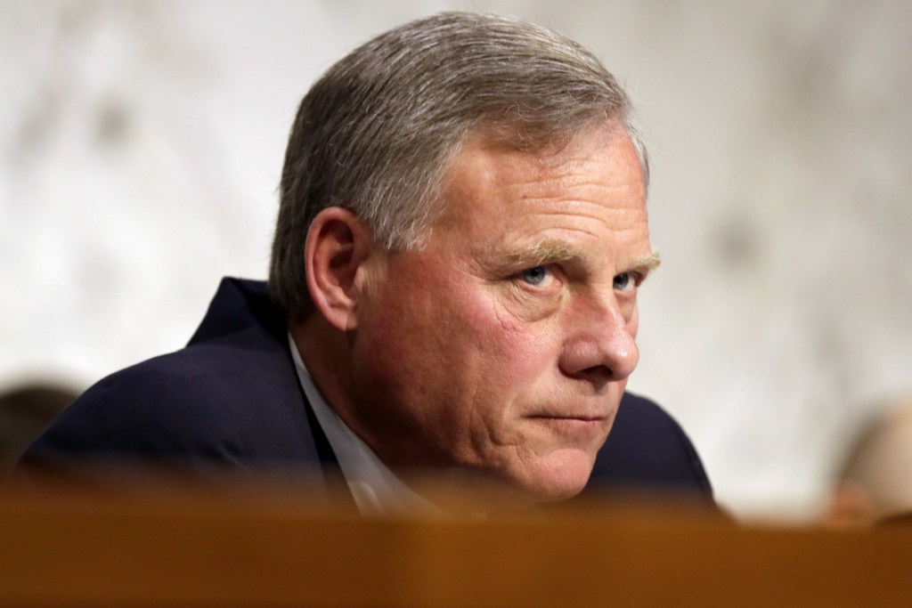 """Senate Intelligence Committee Chairman Sen. Richard Burr, R-N.C., said in a statement Tuesday: """"The Committee has spent the last 16 months reviewing the sources, tradecraft and analytic work underpinning the Intelligence Community Assessment and sees no reason to dispute the conclusions."""""""