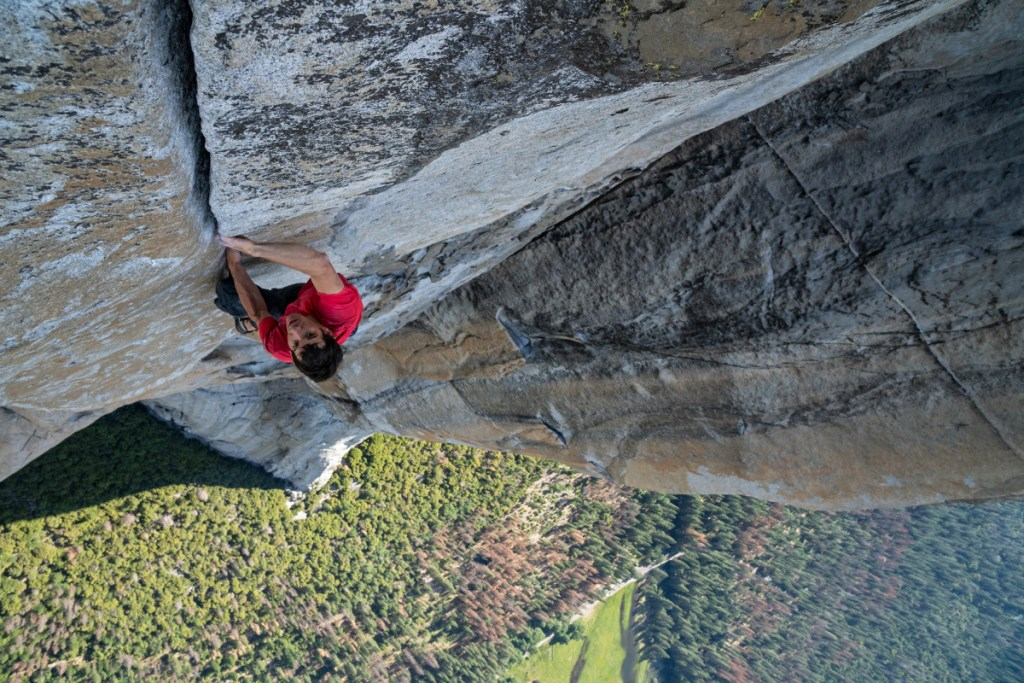 Alex Honnold will soon attempt to scale El Capitan without rope or any other equipment.