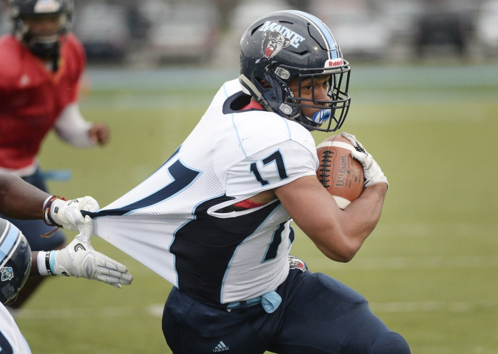 Maine expects to have Ramon Jefferson back on Saturday after missing time with a hamstring injury,