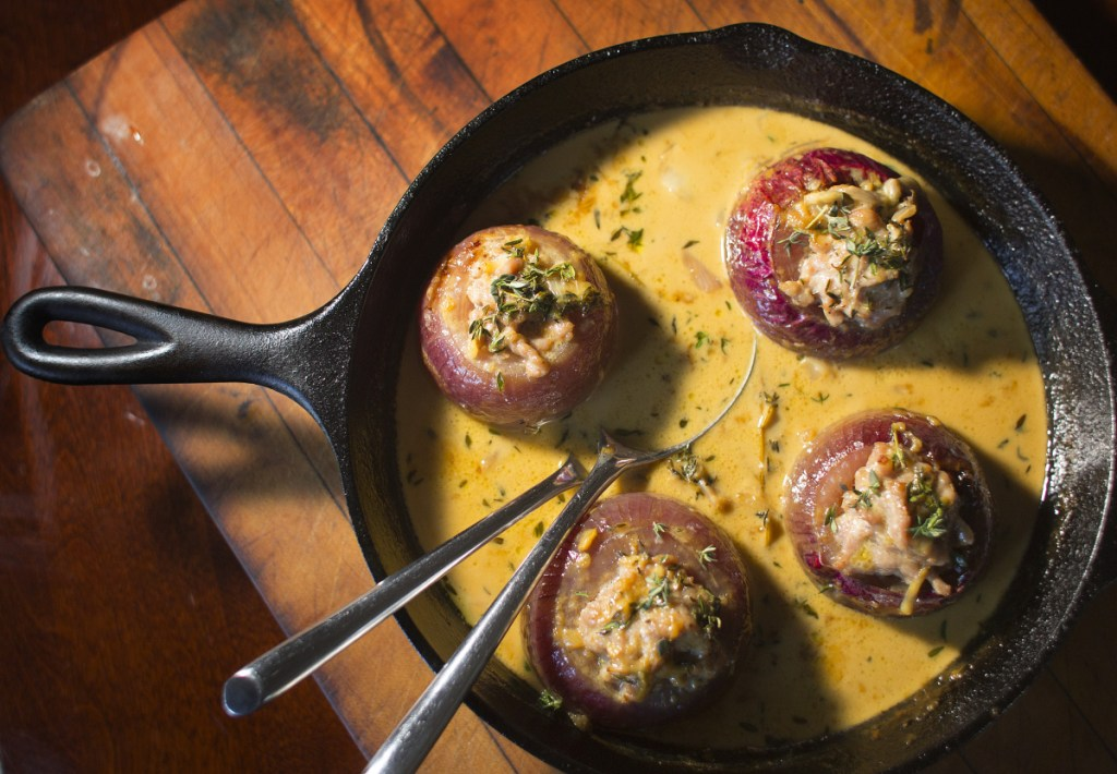 Almost every stew recipe around the world starts with onions.