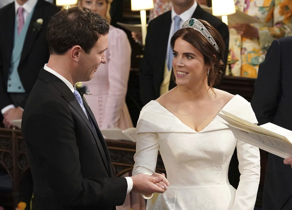 U.K. Sees Another Royal Wedding As Princess Eugenie
