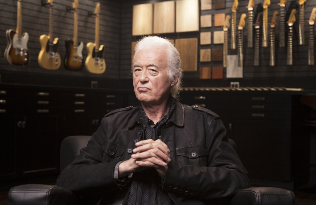 """""""The whole journey of Led Zeppelin and the rise of Led Zeppelin, each tour was just extraordinary,"""" Jimmy Page says."""