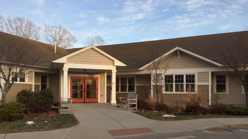 In 2017, Hospice of Southern Maine cared for at total of 1,641 patients, some of them at Gosnell Memorial Hospice House in Scarborough, an 18-bed impatient facility it operates.