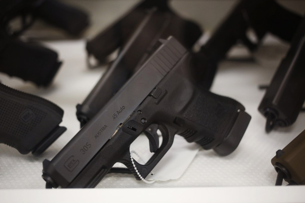 Maine House rejects bill requiring background check for private gun sales