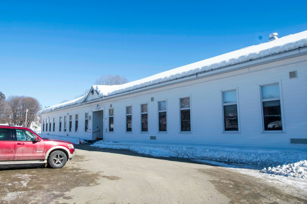 Moscow and Bingham residents decided in March to close the school Quimby Middle School in Bingham, seen here Feb. 28, which will save them money in the school budget for next year.