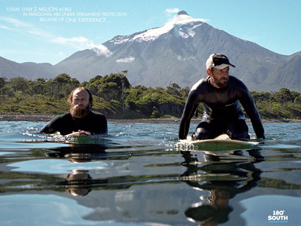 """The film """"180˚ South"""" follows the 1968 journey of two surfers to Chilean Patagonia. It will have its Maine premiere on Saturday at the Surf Film Fest."""