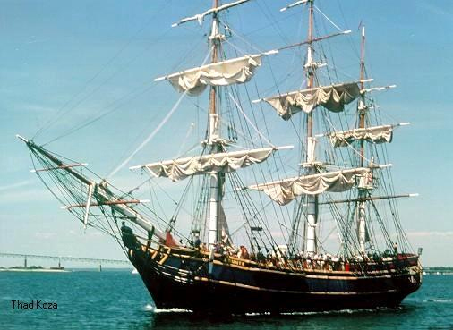 Tours of the HMS Bounty will be offered near the Maine Maritime Museum from 9:30 a.m. to 5 p.m. Friday, Saturday and Sunday.