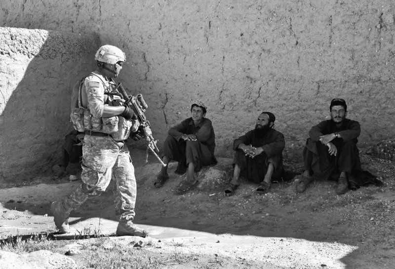 Fighting the Taliban but not the Afghan people is the war's biggest challenge.