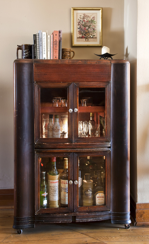 kitchen cabinet stores hammered copper backsplash when buying liquor cabinet, no need to have the usual ...