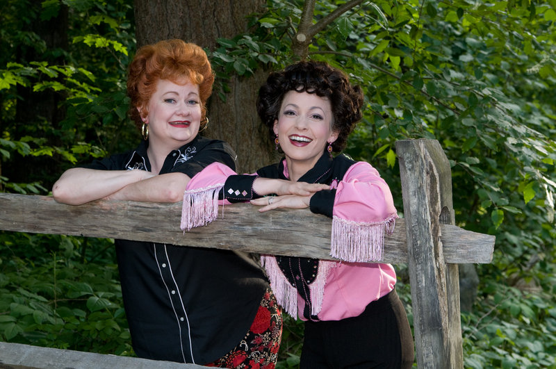 "Charis Leos and Jenny Lee Stern in ""Always ... Patsy Cline"""
