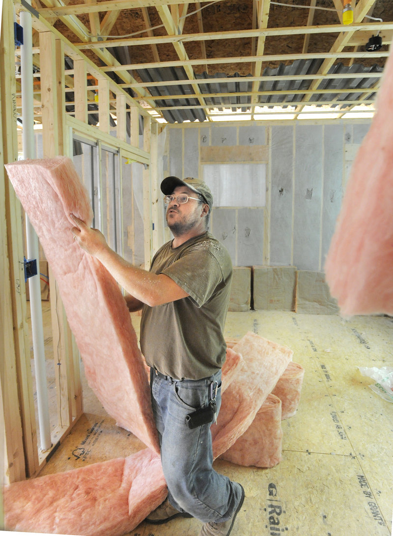 Inefficient builders about to hit a wall - Portland Press Herald