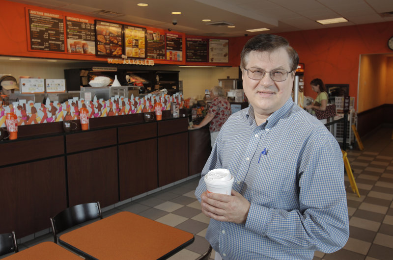 Dunkin Donuts Franchisee Makes It His Business To Give To