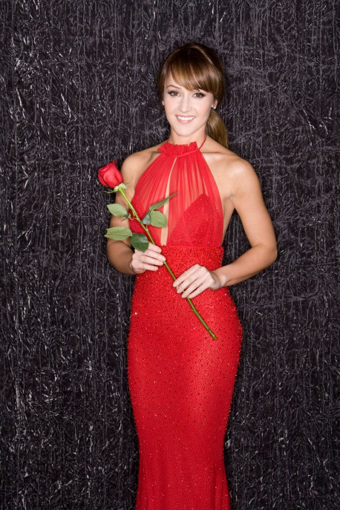 """Ashley Hebert couldn't admit she was in love with Brad Womack on """"The Bachelor,"""" but that's all in the past. She'll get a second chance to find love when she stars in """"The Bachelorette,"""" which debuts May 23."""