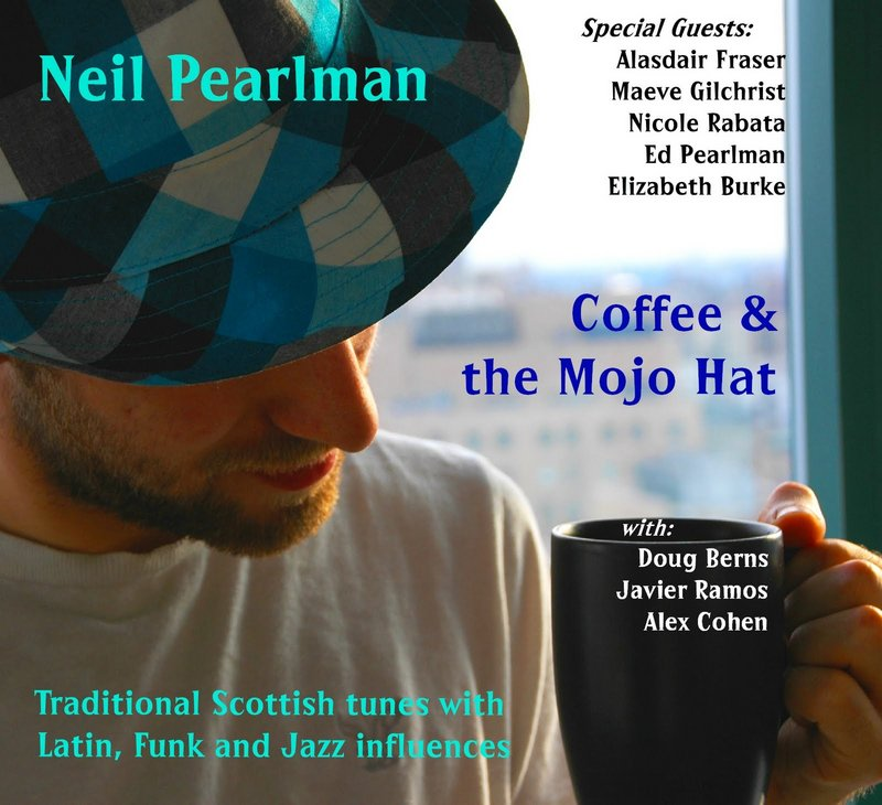 Portland native Neil Pearlman will celebrate the release of his new CD on Sunday at One Longfellow Square.