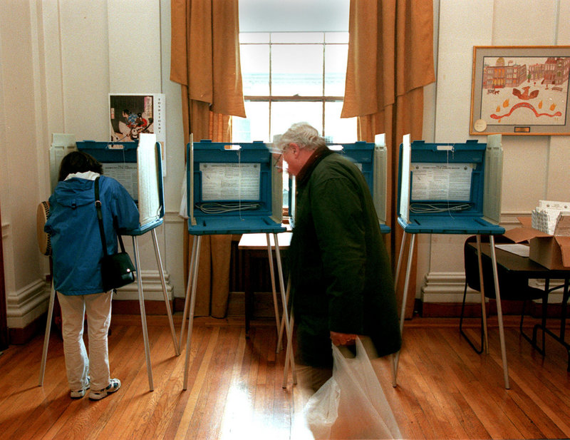 Voters can no longer register on Election Day, and readers have mixed views of that change in the law.