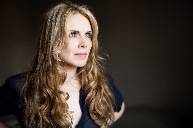 Mary Fahl will play selections from her two CDs, some old October Project songs and some new stuff.