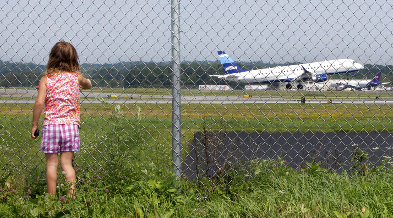Jetport spotters - Portland Press Herald