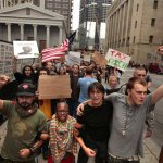 Wall Street protesters ponder their goals