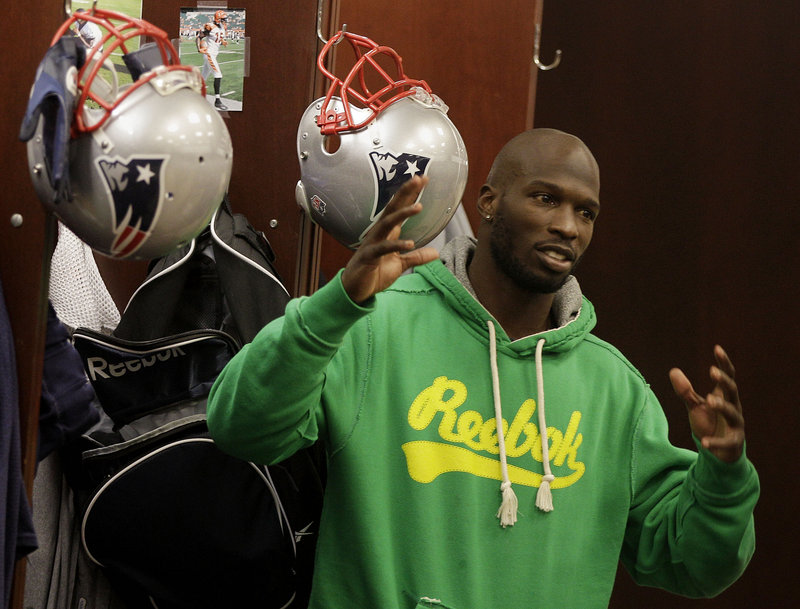 Chad Ochocinco has fit in with the New England Patriots, scaling back on his social media activity and discussions with the media. And as he continues to learn the intricate offense, he may become more of a focal point at doing what he does best catching passes.