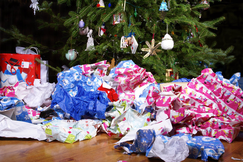 """It's a good idea both on Christmas and just after to think about staying organized with all the new things coming into your home. """"Sometimes the solution is not more shelves, baskets or bins, but less stuff,"""" says Dawna Hall, a professional organizer based in Portland who runs a company called Organize ME! That may mean recycling, donating and dumping old stuff."""
