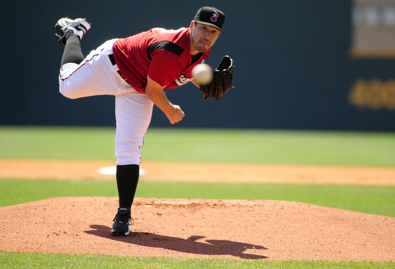 Mark Rogers returned to the mound Wednesday for the Nashville Sounds, the top farm team of the Milwaukee Brewers.