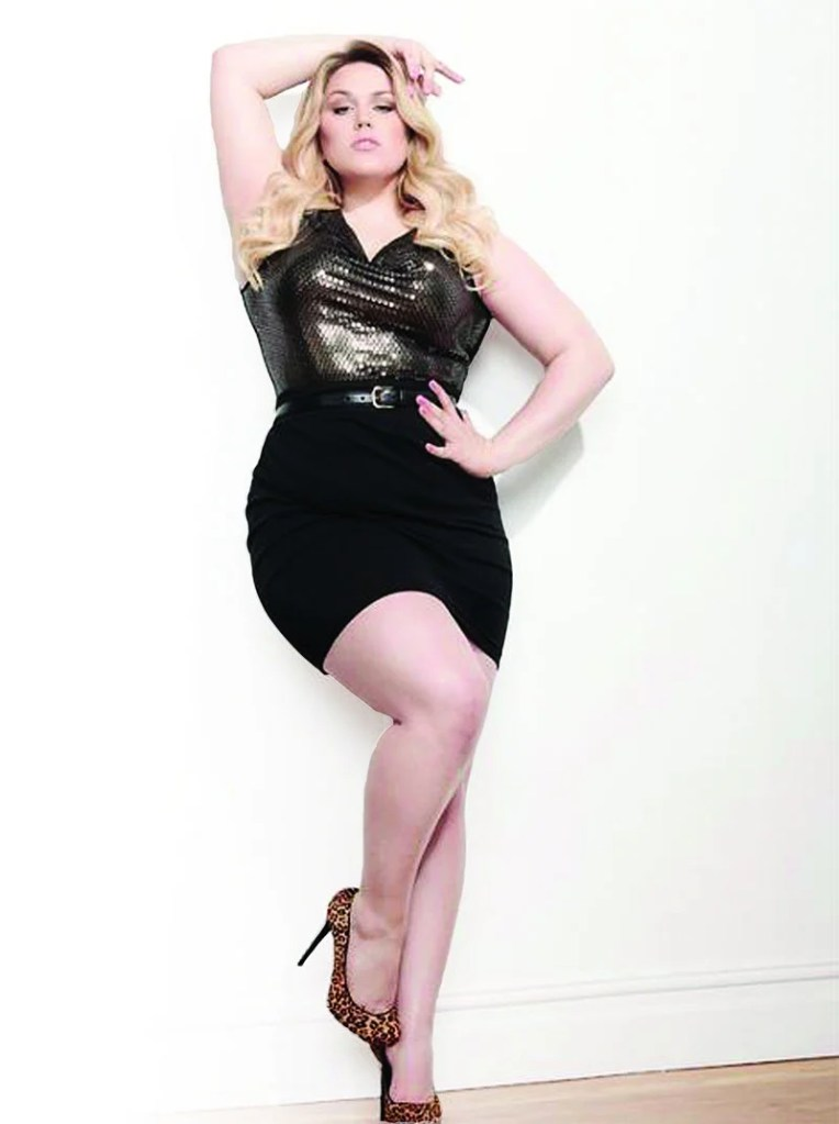 Plus-size model: 'Real fashion' celebrates curves - Portland Press