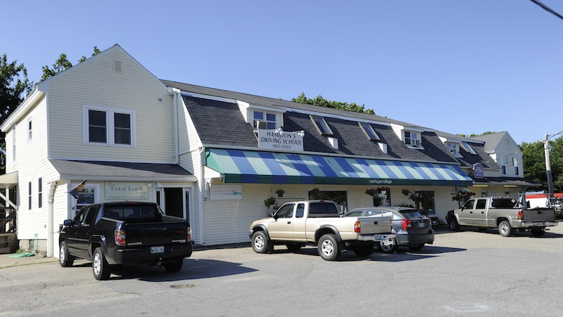 This photo shows 1 High St. in Kennebunk on Wednesday, July 11, 2012, where dance studio instructor Alexis Wright allegedly ran a prostitution operation.