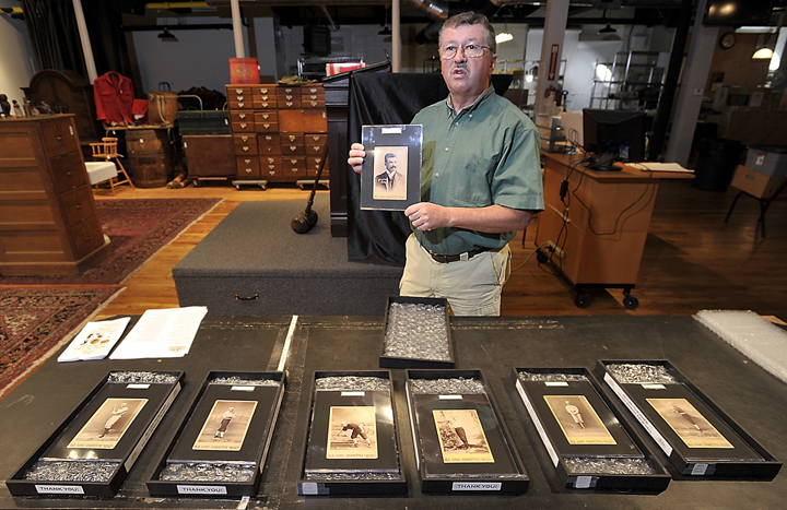 Maine Auctioneer Scores Holy Grail Of Baseball Cards Portland