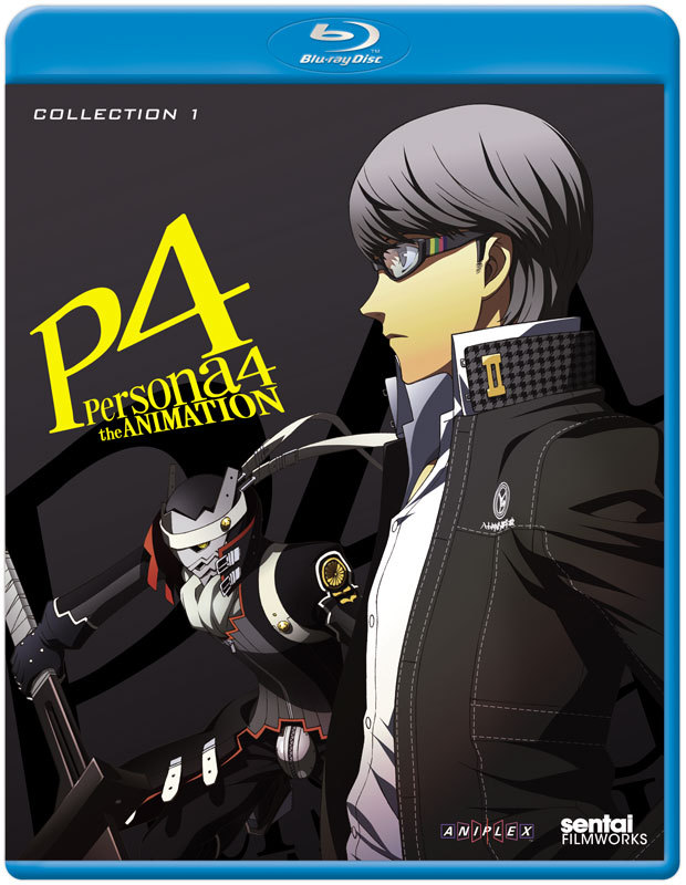 """Art for """"Persona 4: The Animation,"""" which will have an advance screening at ANIMAINE."""