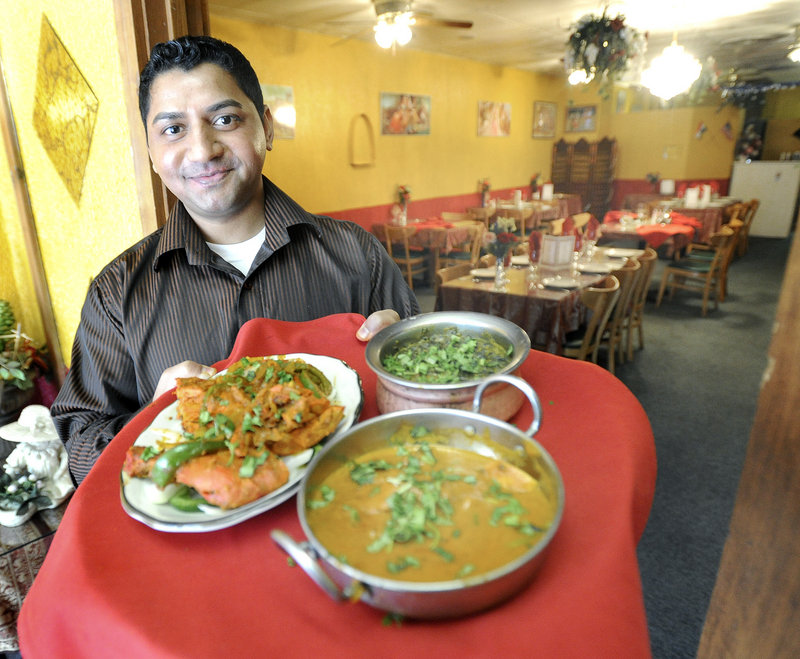 Eat And Run India Palace Restaurant Portland Portland