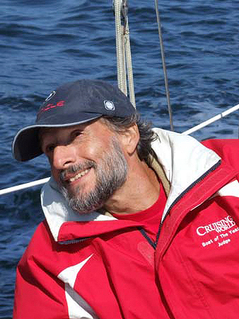 """Steven Callahan, of Lamoine, served as marine consultant on the movie """"Life of Pi."""""""