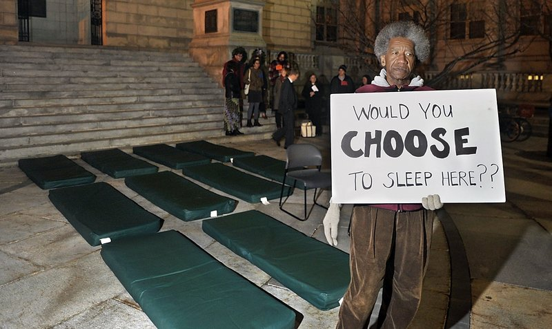 Our View: City's homelessness response needed now ...