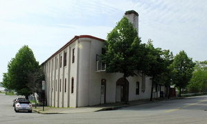 """This photo shows the building in Portland where Baxter Academy plans to open this fall. A parent praises the charter school's """"passionate, innovative educators."""""""