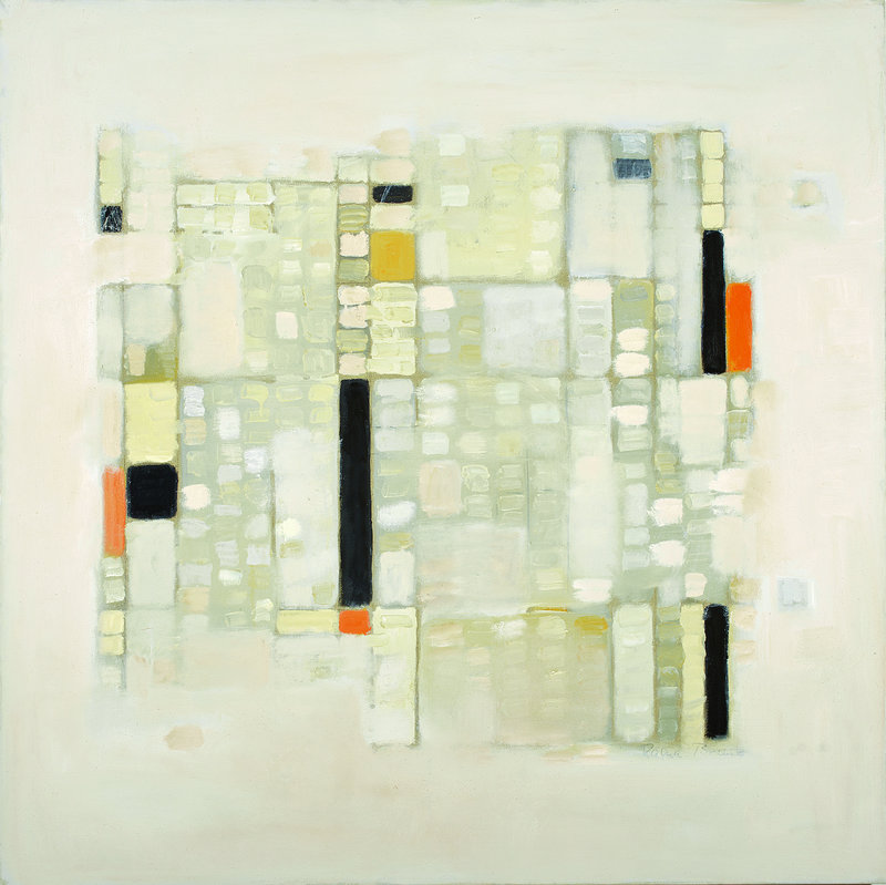 """""""Counterpoint with Black,"""" by Ragna Bruno"""