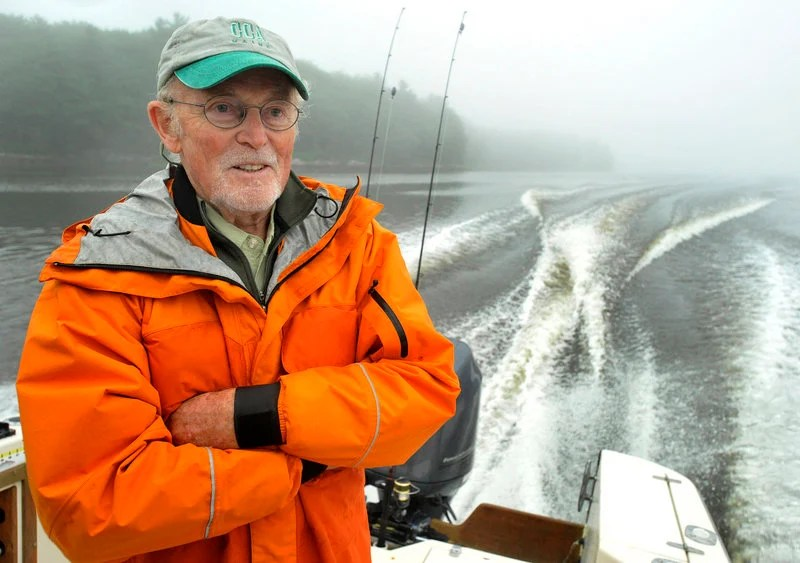 Duncan Barnes, secretary of the Coastal Conservation Association, is the champion behind Snap-a-Striper, a joint study between the CCA and Gulf of Maine Research Institute into why the prized fish hasn't rebounded sufficiently since its 1980s crash.