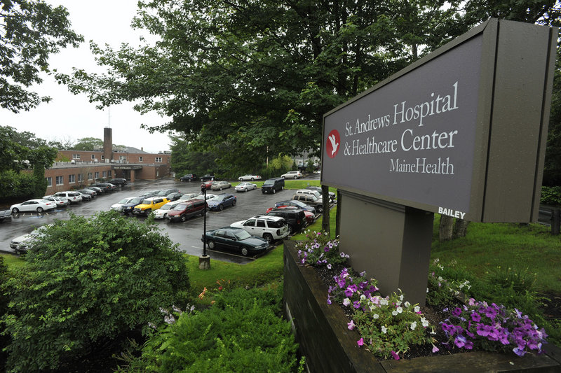 On Oct. 1, St. Andrews in Boothbay Harbor will cease to be a hospital.