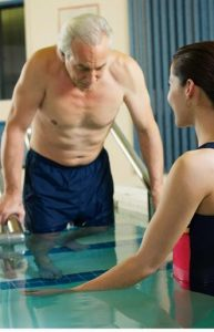 Physical therapists also may use heat, cold and electrical impulses to reduce pain and stimulate muscle function.