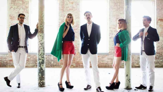 "Lucius, whose new CD ""Wildewoman"" is creating big positive buzz, plays at Port City Music Hall on Wednesday."