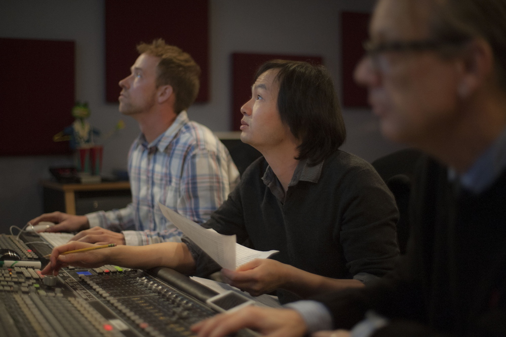 Maine school of communications raises profile in recording artistry
