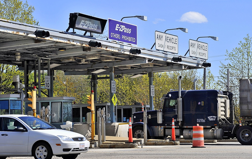 Toll cheaters paying a price in Maine, neighboring states - Portland