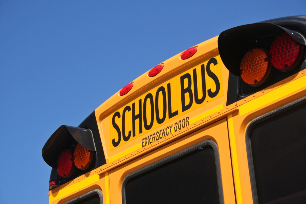 """Ninety-two percent of school bus drivers believe it's """"their job"""" to step in when a student is being assaulted, taunted or threatened, a survey found – but only 56 percent say they've been trained in how to intervene in bullying incidents. shutterstock.com"""
