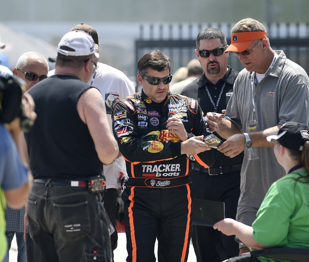 Tony Stewart Says Fellow Driver's Death Will 'affect My