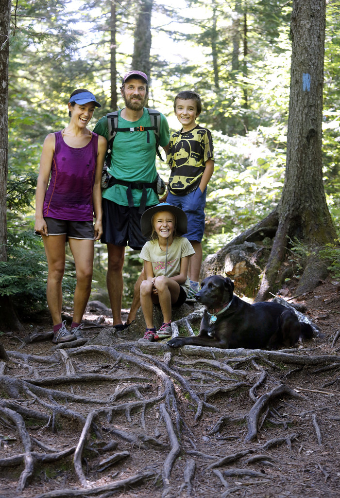 Dresden residents thruhike of Appalachian Trail a rare